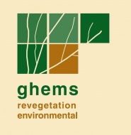 GHEMS Revegetation Environmental Logo