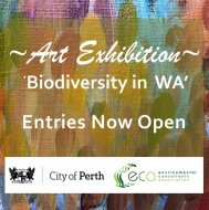 ECA 'Biodiversity in Western Australia' Art Exhibition 2020